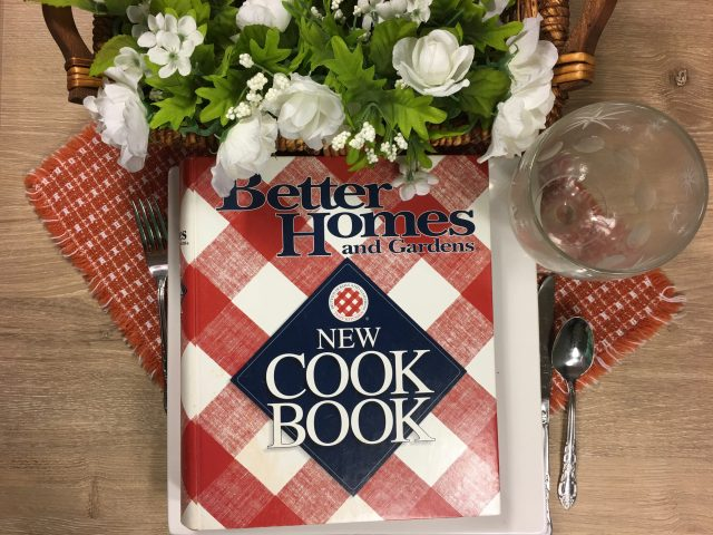 Frankly, My Dear . . . : Better Homes and Gardens New Cookbook