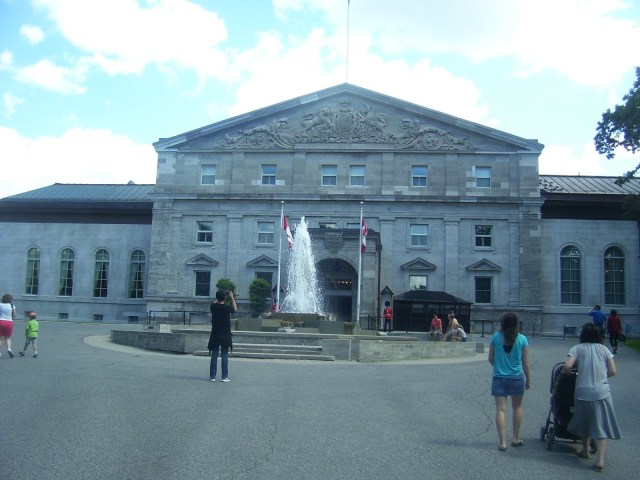 Rideau Hall, by photoblogger William Kendall