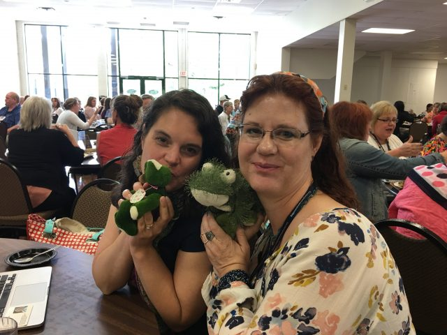 Frankly, My Dear . . . Kissing Our Frog Princes