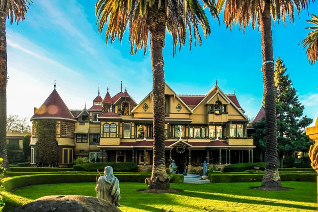 Frankly, My Dear . . . The Winchester Mystery House
