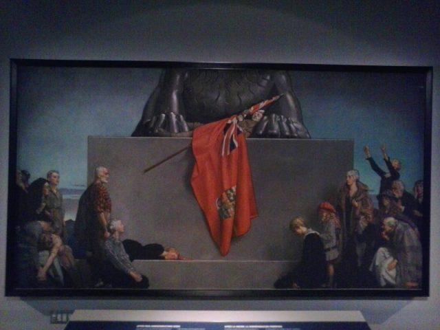 William Kendall, Photoblogger: The Flag, Canadian National War Memorial