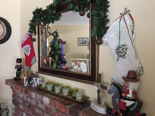 Frankly, My Dear . . . : My Old Fashioned Mantle