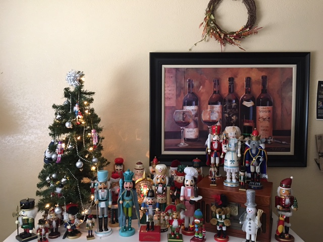 Frankly, My Dear . . . : Nutcracker Village
