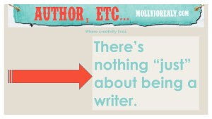"""Frankly, My Dear . . . : Sign up for the Author, Etc. newsletter. Because there's nothing """"just"""" about being a writer."""