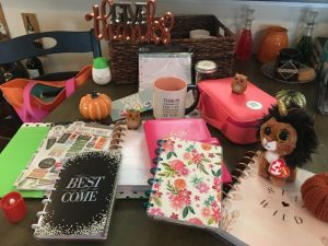 Frankly, My Dear . . . : My newest Happy Planners