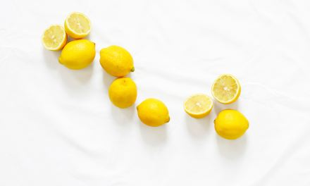 "TURN YOUR LEMONS TO A DELICIOUS ""LEMONADE"""