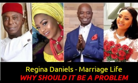 Regina Daniels Marriage Life