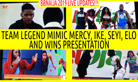 TEAM LEGEND MIMIC – MERCY, IKE, SEYI, ELO AND WINS PRESENTATION HIGHLIGHTS