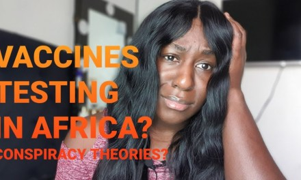 SHOULD FRENCH TEST VACCINE IN AFRICA?