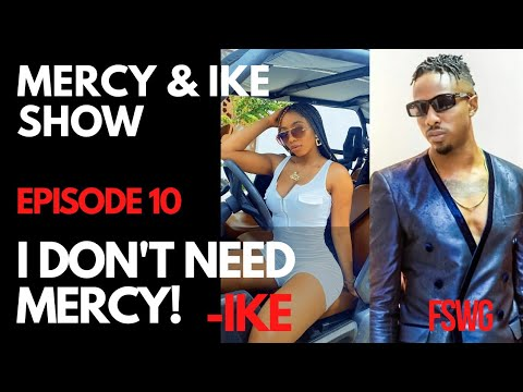 DON'T NEED MERCY! – IKE | IKE'S FAMILY SUMMONS MERCY TO A MEETING | MERCY AND IKE TV SHOW EPISODE 10