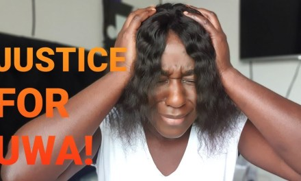 WE WANT JUSTICE FOR UWA!