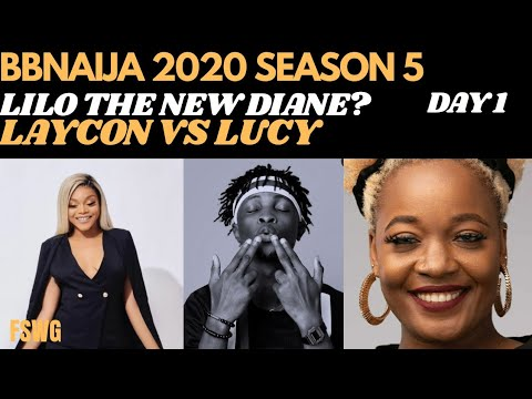IS LILO THE NEW DIANE? LUCY vs LAYCON   NENGI & OZO   BBNAIJA 2020