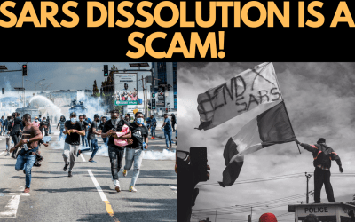 SARS DISSOLUTION A SCAM IN NIGERIA?