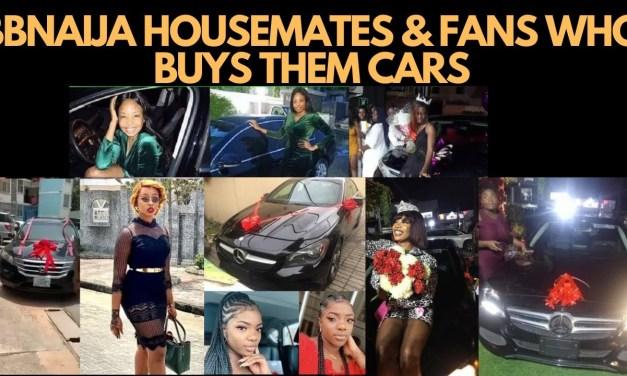 BBNaija HOUSEMATES AND FANS WHO BUYS THEM CARS | TACHA | DORATHY | CINDY | ALEX | BAMBAM