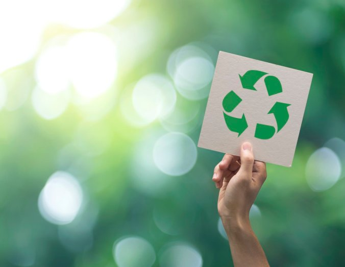 recycle to stay afloat during a recession