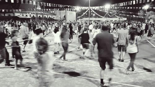 tancfesztival izrael karmiel