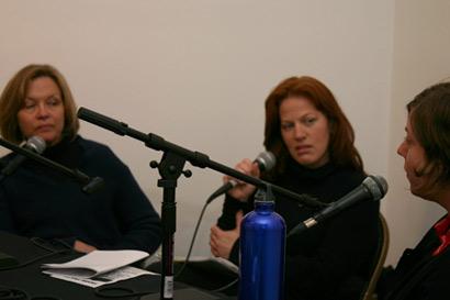 Frank Prattle with  Zefrey Throwell, Kate Eilertsen, Joyce Grimm, and CourtneyFink