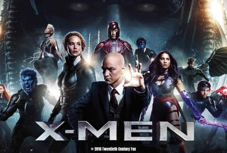 X Men Reihenfolge