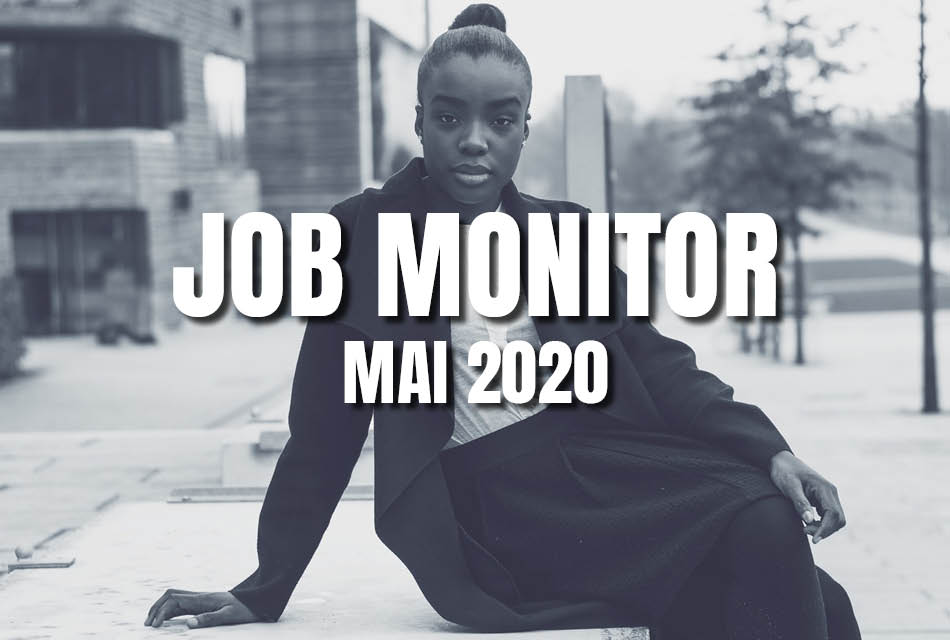 Marketing Job Monitor Mai 2020
