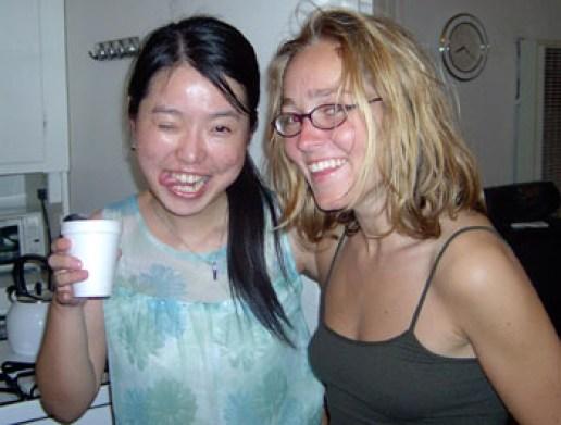 Pam and Kun (1)