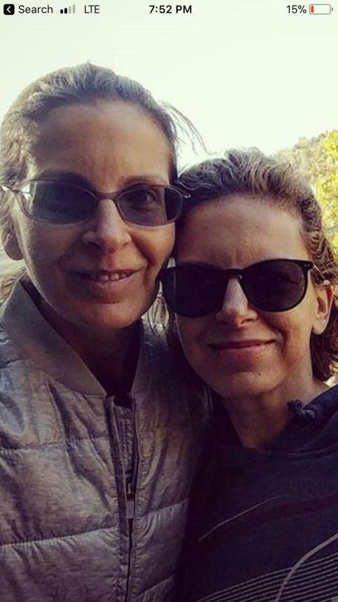 clare and sara bronfman