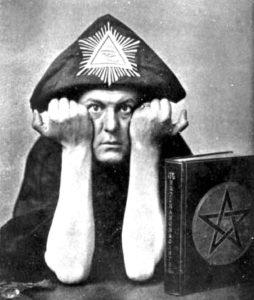 Aleaister Crowley