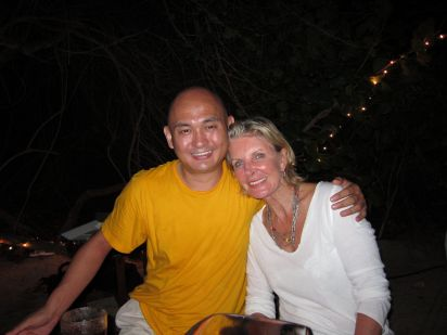 Exclusive Photos: Dalai Lama's Emissary Lama Tenzin on 'Nxivm' Island With Allison Mack Img_0279