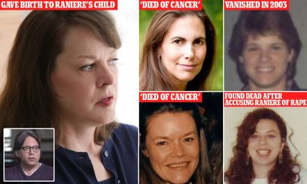 Lost Women of Nxivm