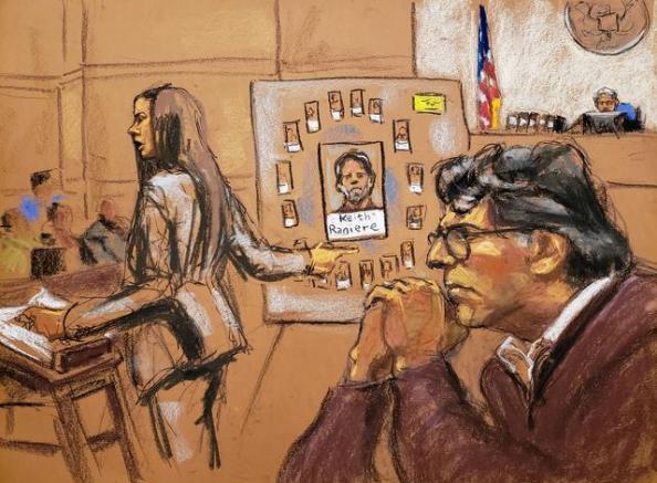 Keith Raniere Trial Prosecution