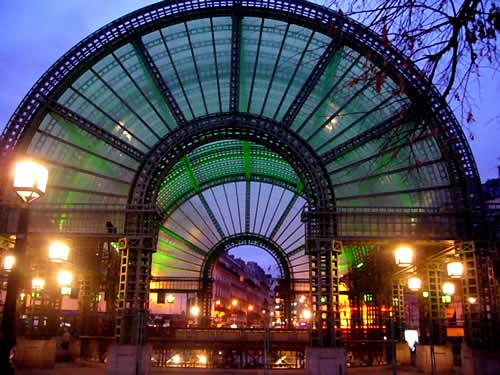 Les Halles Parijs, wordt de buik weer gezond?