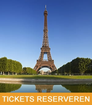 Tickets Eiffeltoren online reserveren