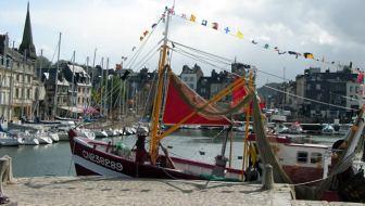 Dag 3, Houlgate, Deauville en Honfleur