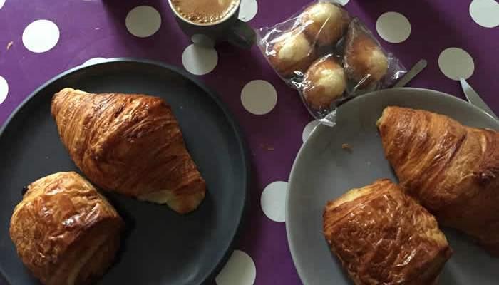 Lekkerste pain aux chocolat van Parijs op dag 3