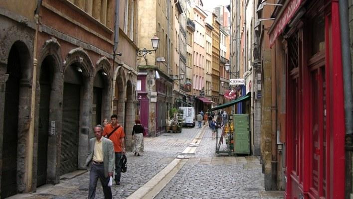Ontdek Lyon en la vieille ville!