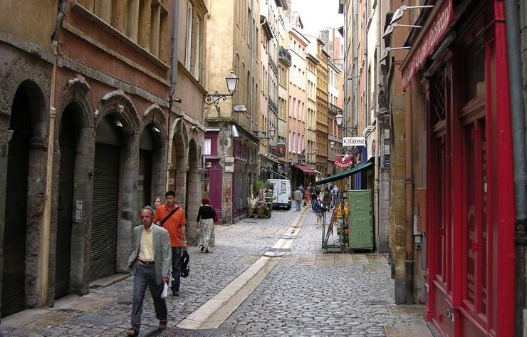 Vieille Lyon