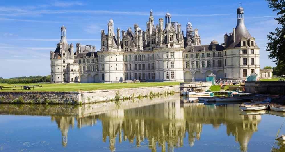 7 daagse fietsvakantie bij de Loire