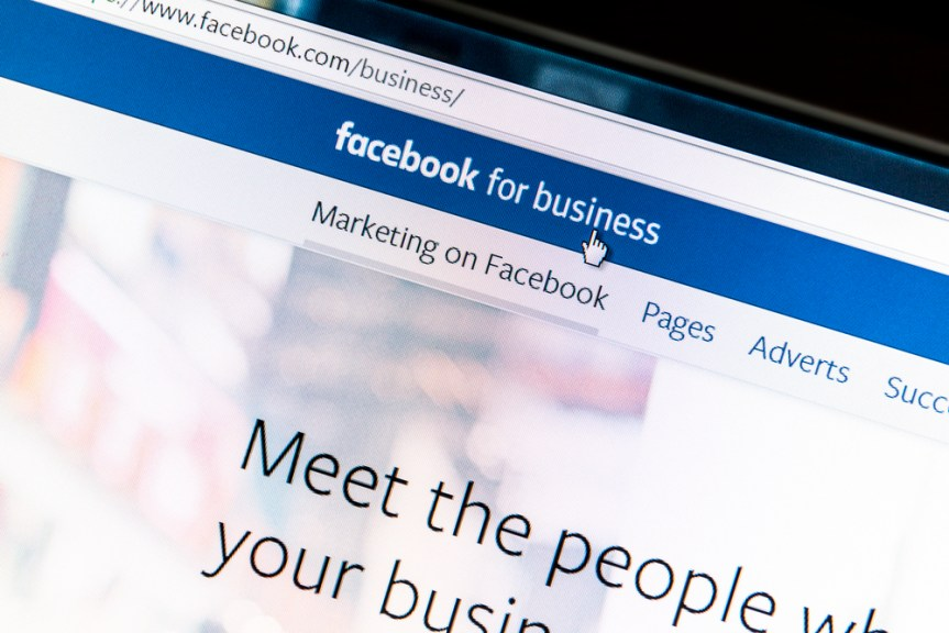 Regional Companies Shouldn't Resign Their Website to Facebook