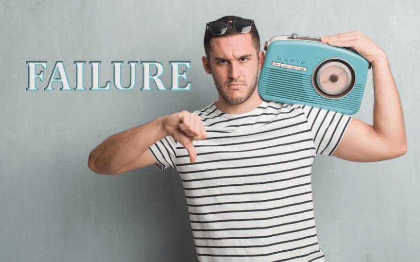 5 Reasons Why a Regional Company's Radio Campaign Can Fail