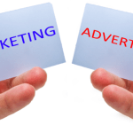 Marketing and Advertising Are Two Different Things…