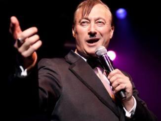 Frank Sanazi - comedy crooner