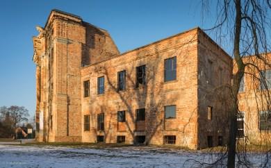 Seitenflügel Schlossruine