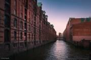Die Hamburger Speicherstadt: steht immer auf dem Programm