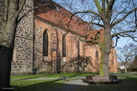 Nikolaikirchhof Jüterbog