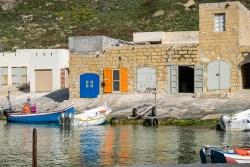 Bootshäuser am Salzwassersee