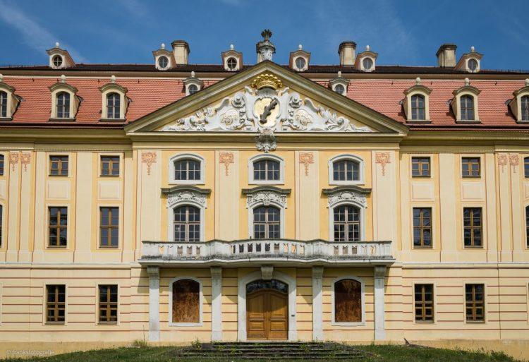 Schlössertour Rödertal Schloss Wachau