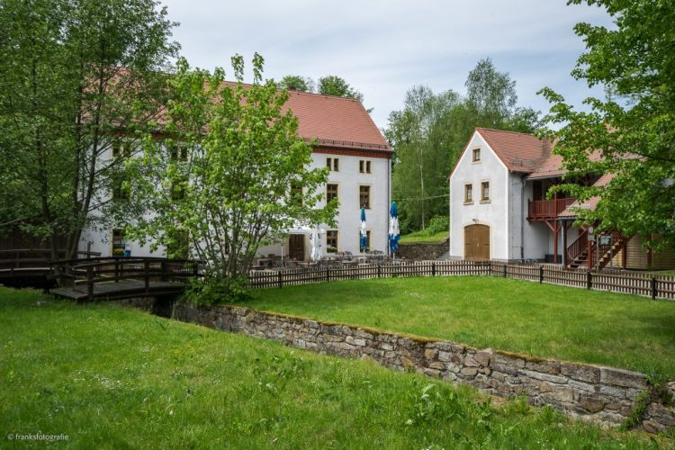 Schlössertour Rödertal Marienmühle