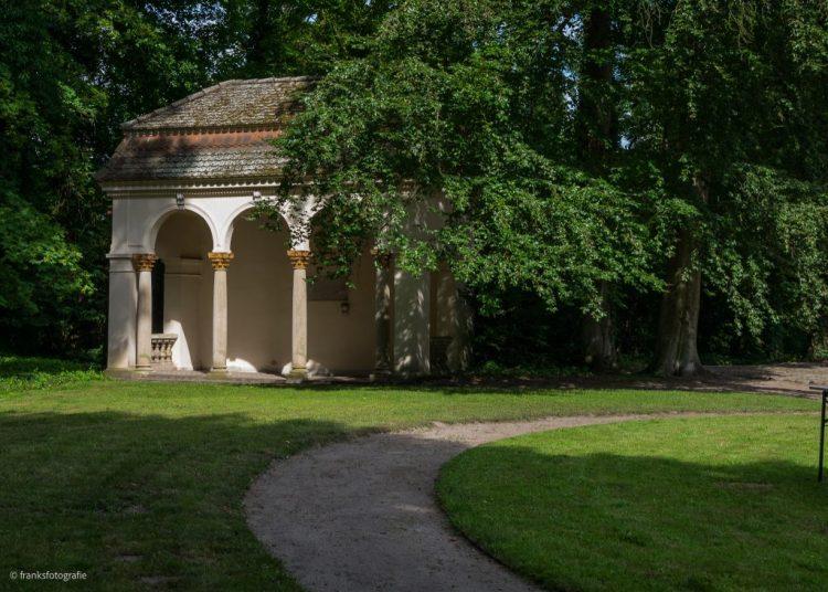 Schloss Blankensee Gartenpavillion