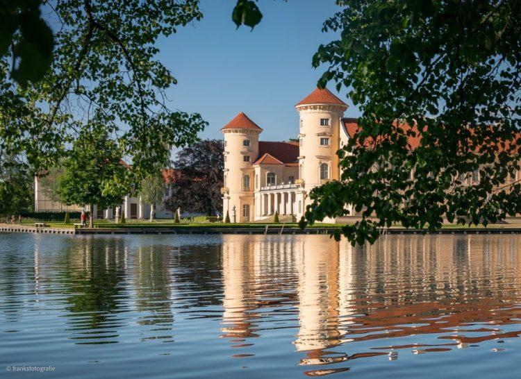Schloss Rheinsberg erkunden