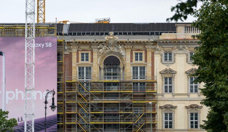 Wiederaufbau Berliner Schloss Portal V