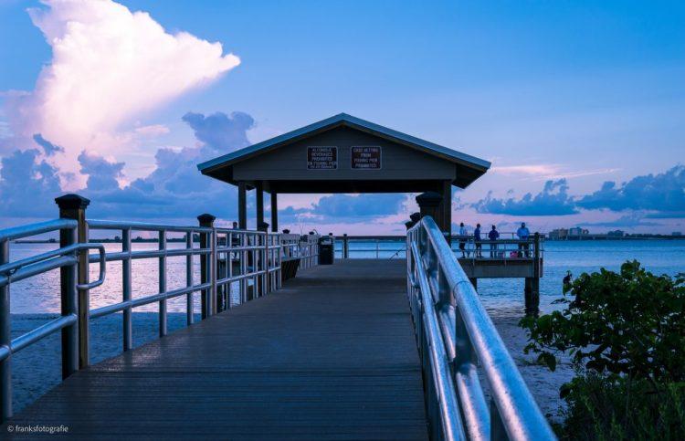 Sonnenaufgang in Florida